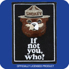 SMOKEY POSTER PATCH 11