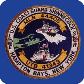USCG SHINNECOCK, HAMPTON BAYS, NY