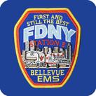 FDNY Station 8 Bellevue EMS