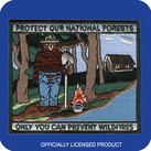 SMOKEY PROTECT OUR NATIONAL FORESTS