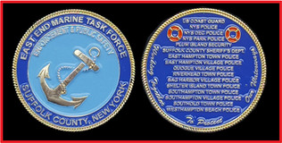 EAST END MARINE TASK FORCE SUFFOLK COUNTY, NY