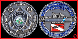 E HAMPTON TOWN POLICE MARINE PATROL