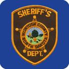 McINTOSH COUNTY ND, SHERIFF