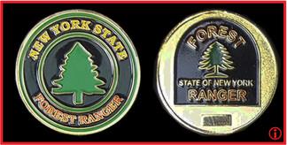 NEW YORK STATE FOREST RANGER