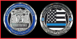 SUFFOLK COUNTY POLICE CONFERENCE, NY