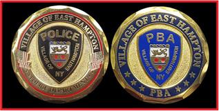 EAST HAMPTON VILLAGE NY POLICE & PBA