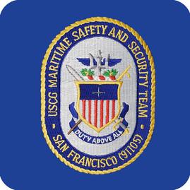 USCG Maritime Safety & Security Team - San Fransisco