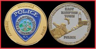 EAST HAMPTON TOWN POLICE, NY
