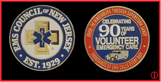 EMS COUNCIL of NEW JERSEY