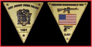 NJ State Police Firearms Investigation Unit