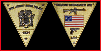 NJ State Police Firearms Investigation Unit