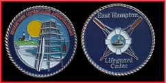 HAMPTON LIFEGUARD ASSOC. NY, CADET COIN