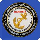 EAST HAMPTON TOWN, NY POLICE MARINE PATROL