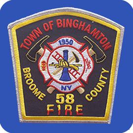 BINGHAMTON TOWN, NY FIRE DEPT