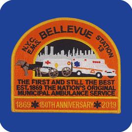 Bellevue Hospital Ambulance