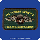 SMOKEY/USFS PATCH
