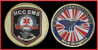 HUTCHINSON COMMUNITY COLLEGE - EMS