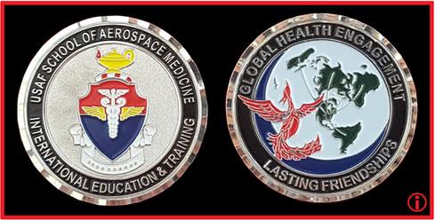 AF SCHOOL OF AEROSPACE MEDICINE
