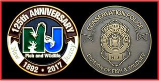 NJ DFW CONSERVATION POLICE