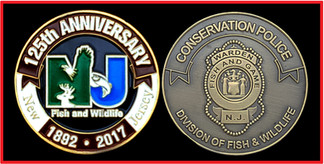 NJ DFW CONSERVATION POLICE