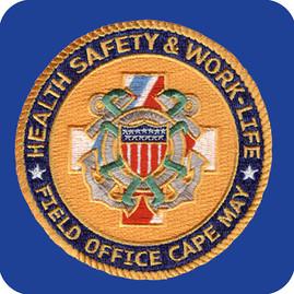 USCG HEALTH SAFETY & WORK LIFE CAPE MAY, NJ