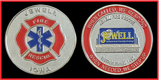 Jewel, Iowa Fire Department