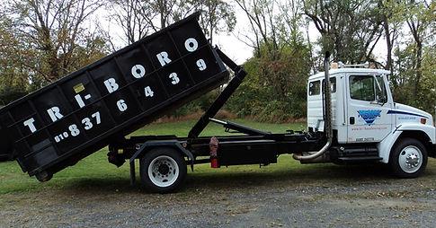 Tri-Boro Container Services | Dumpster Rentals | 610-224-9094