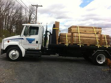 split rail wood fencing materials