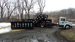 Tri-Boro Container Services | Roll-Off Dumpster Rentals | 610-224-9095