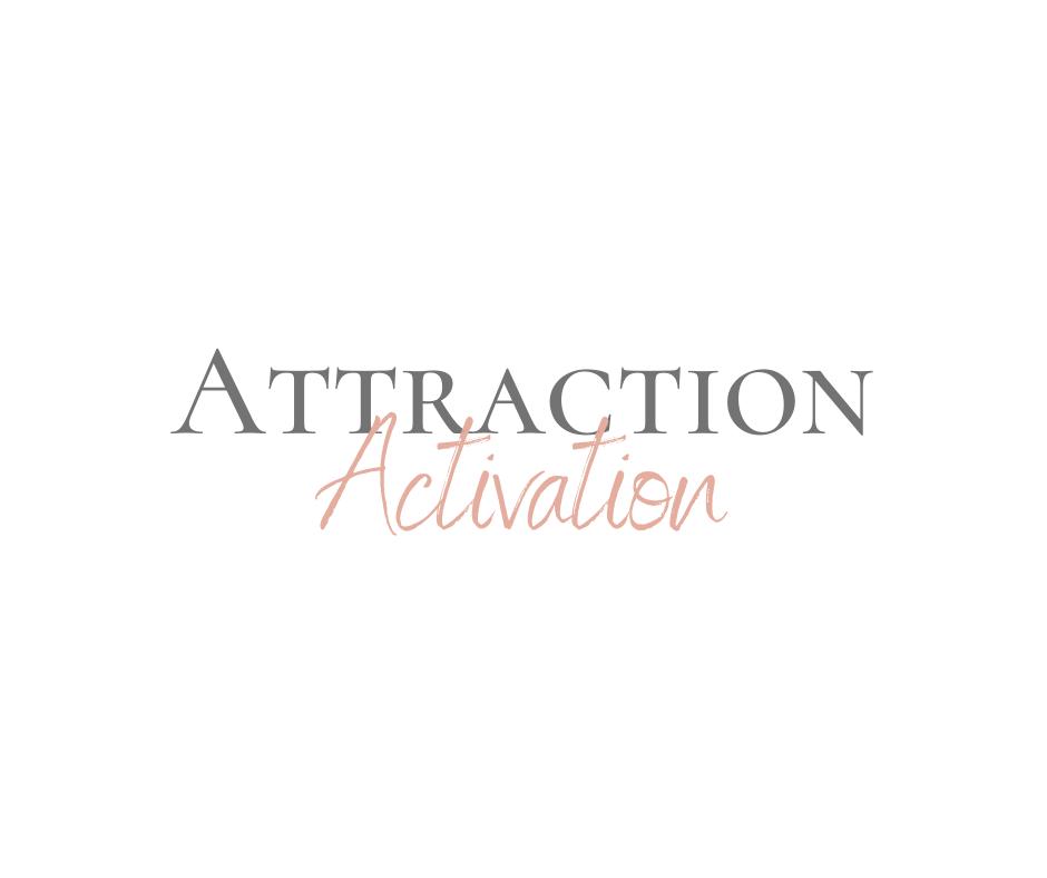 Attraction Activation Mastermind