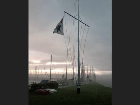 6 interventions lors du fort coup de vent du samedi 15 juin pour les sauveteurs Morges