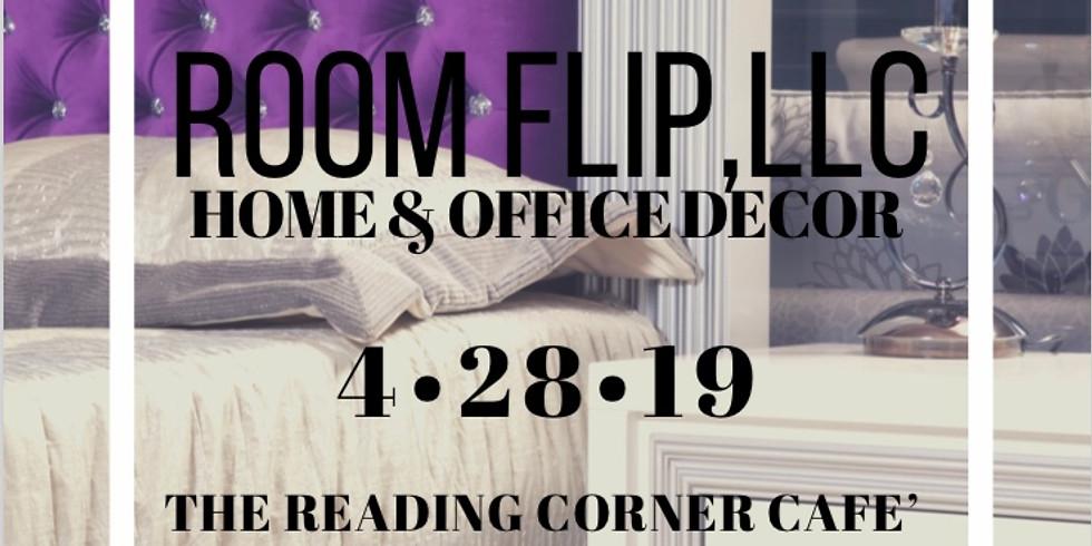 Launching of ROOM FLIP, LLC