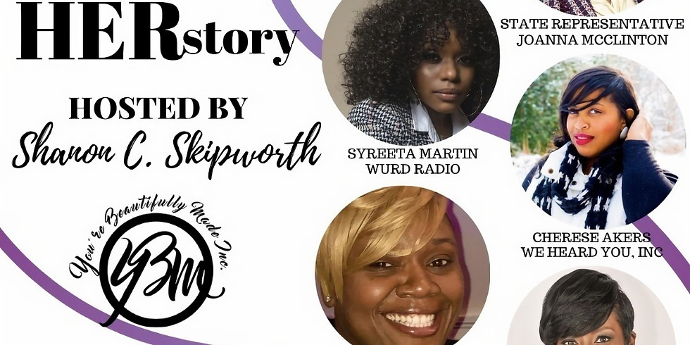 HERstory Women's History Month Event