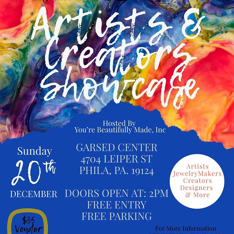 Artists & Creators Showcase