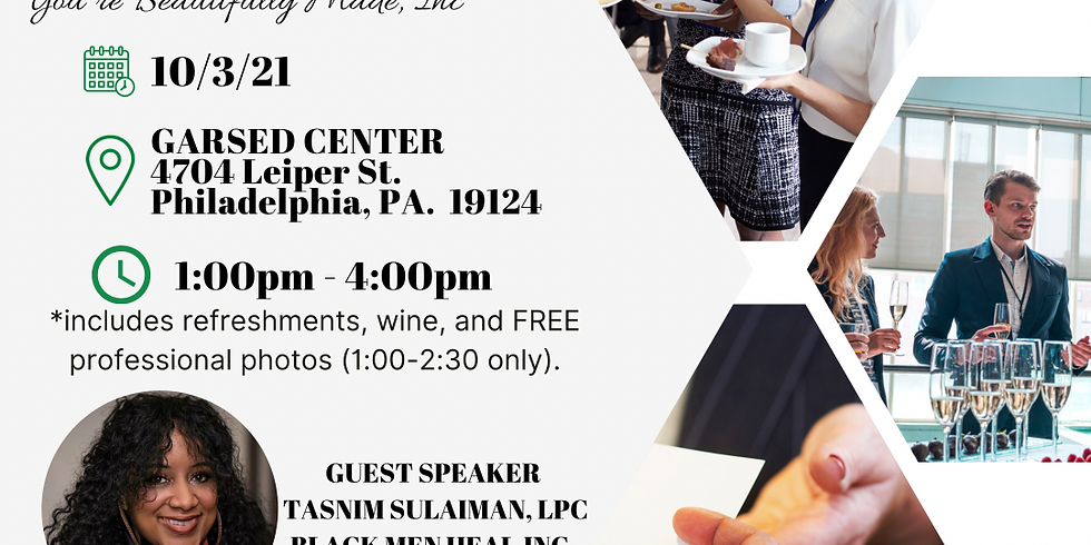 Nonprofit Networking Event