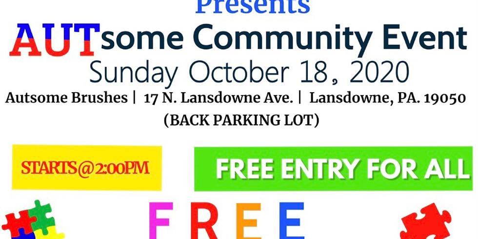 AUTsome Community Event
