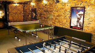 Ardennen Landgoed Le Herou souterrain pingpong en voetbaltafel NO.jpg