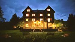 Ardennen Landgoed by night!