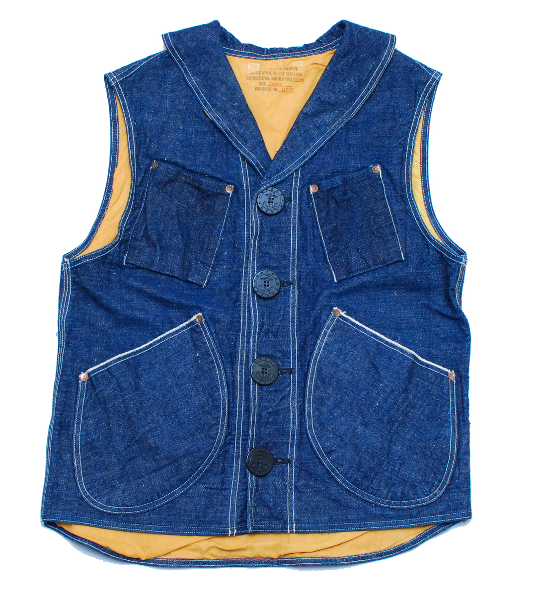 Mister Freedom Signal Vest
