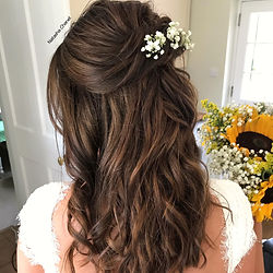Wedding Hairstylist In Hampshire