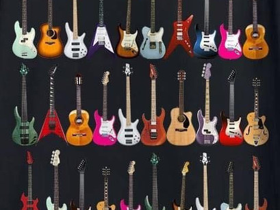 Another guitar? well...I can explain...