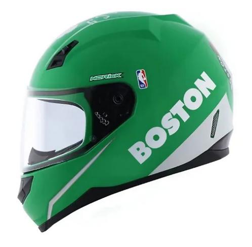 Capacete Norisk FF391 Stunt NBA Boston Celtics