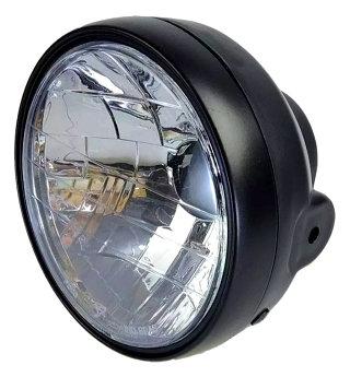 Farol completo (carcaça/aro/bloco optico)  lâmpada led