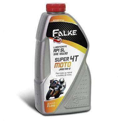 Óleo para Motor de Moto 10W30 Falke
