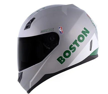 Capacete Norisk FF391 Stunt NBA Boston Celtics