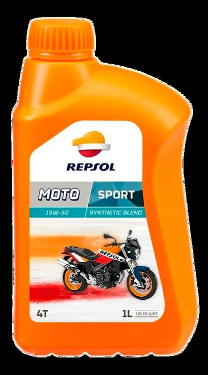 Óleo Repsol Moto Sport 15W50