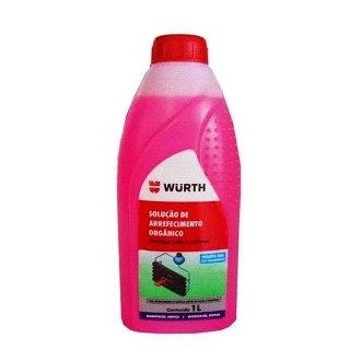 Solução de Arrefecimento Orgânico - Würth