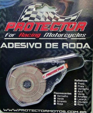 Protector for Racing Motorcycles