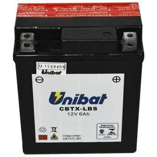 Bateria Unibat CBTX7L-BS