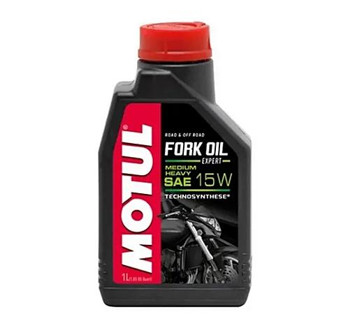 Óleo Fluido Bengala Garfo Motul Fork Oil Expert 15w